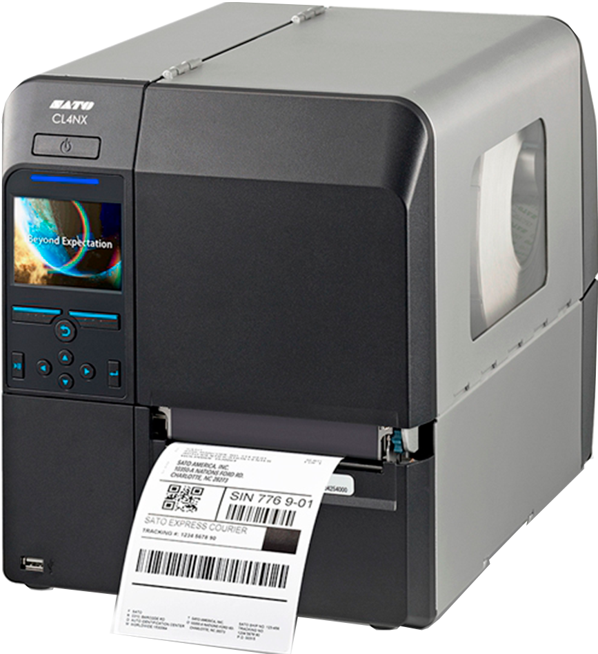 Impresora RFID CL412NX