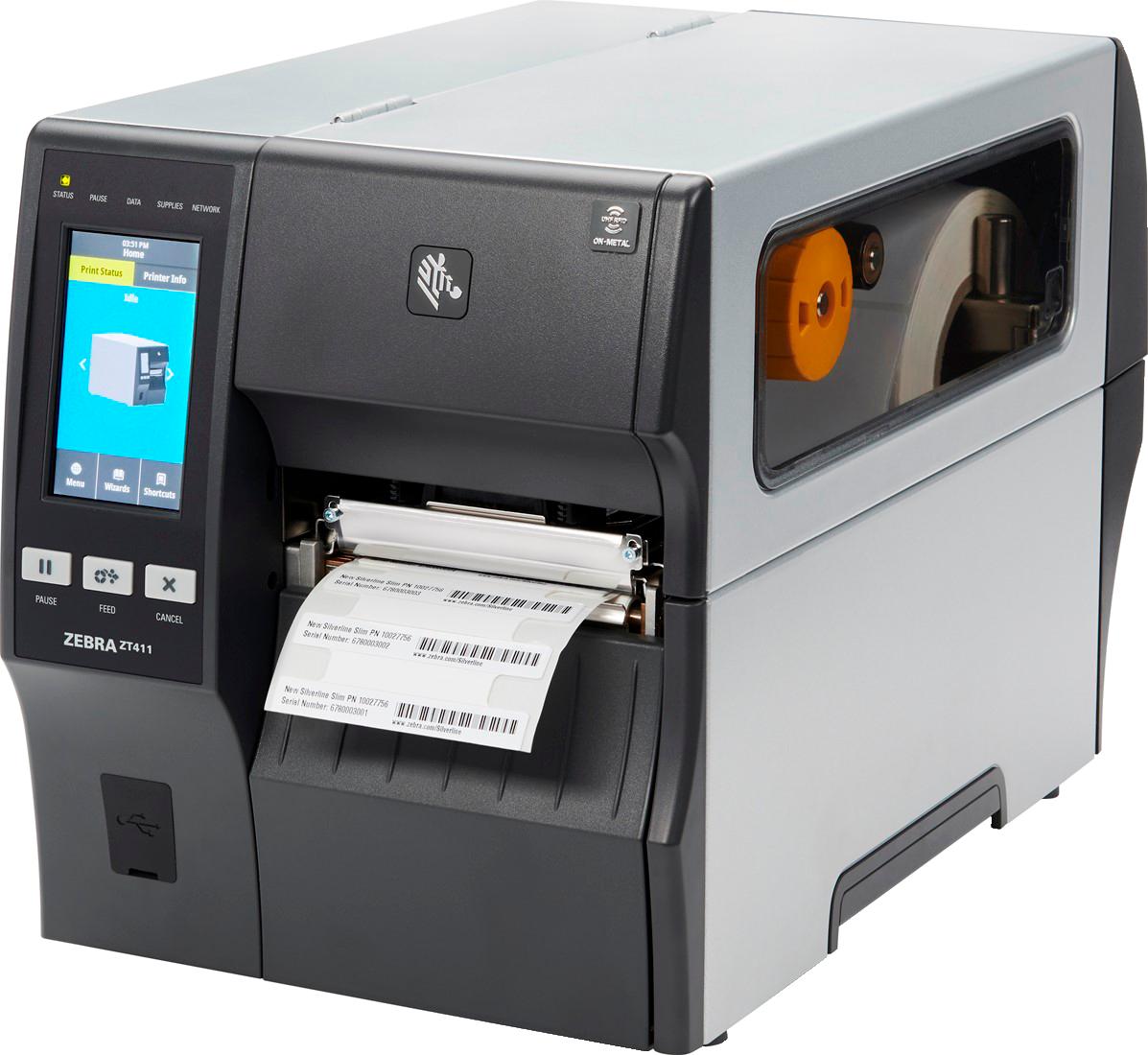Impresora RFID ZT411